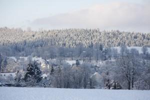 Die schöne Seite des Winters